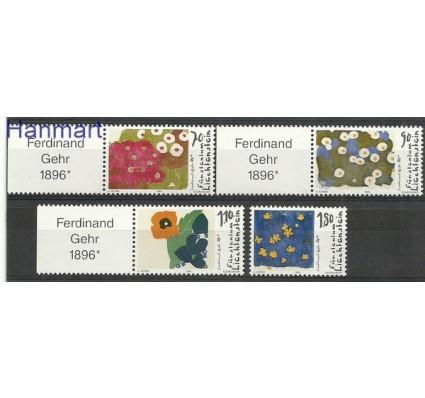 Znaczek Liechtenstein 1996 Mi zf 1132-1135 Czyste **