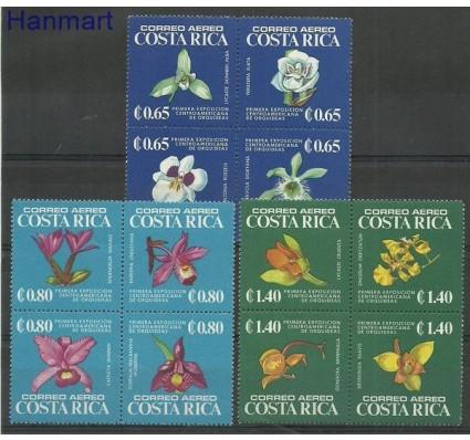 Znaczek Kostaryka 1975 Mi 892-911 Czyste **