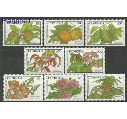 Znaczek Dominika 1988 Mi 1132-1139 Czyste **
