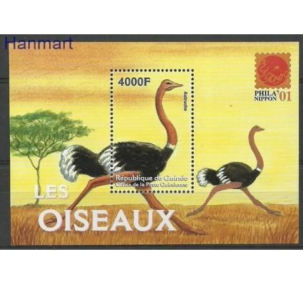Znaczek Gwinea 2001 Mi bl 657 Czyste **
