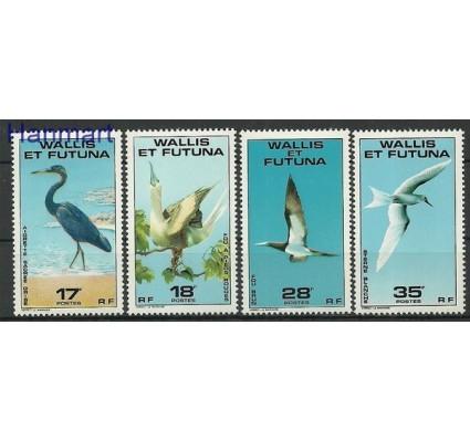 Znaczek Wallis et Futuna 1978 Mi 315-318 Czyste **