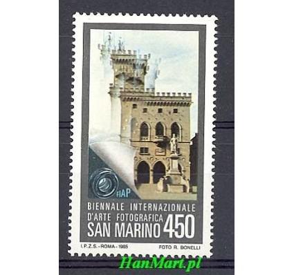 Znaczek San Marino 1985 Mi 1324 Czyste **