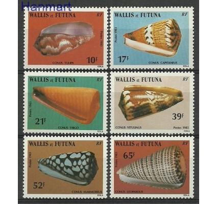 Wallis et Futuna 1983 Mi 448-453 Czyste **