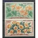Kongo 1961 Mi 10-11 Czyste **