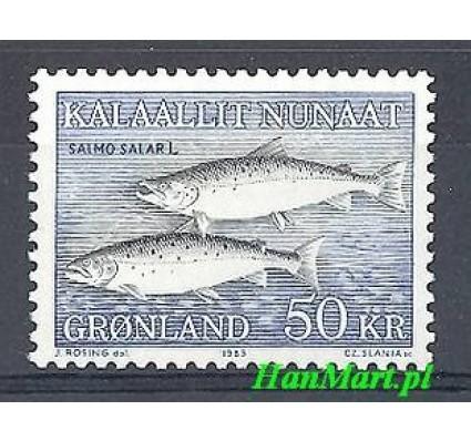 Znaczek Grenlandia 1983 Mi 140 Czyste **