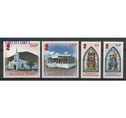 Znaczek Wyspa Wniebowstąpienia 2013 Mi 1234-1237 Czyste **