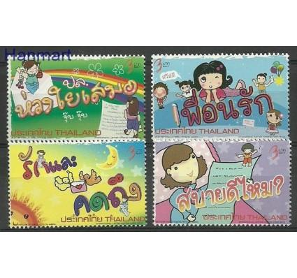Znaczek Tajlandia 2013 Mi 3360-3363 Czyste **