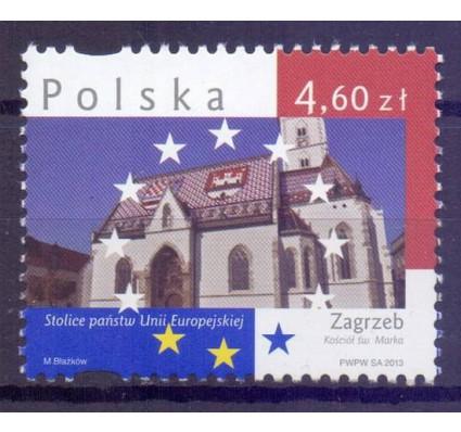 Znaczek Polska 2013 Mi 4641 Fi 4491 Czyste **