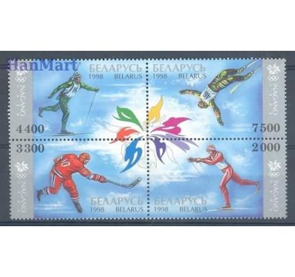 Znaczek Białoruś 1998 Mi 249-252 Czyste **