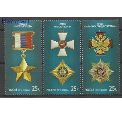 Znaczek Rosja 2012 Mi 1796-1798 Czyste **