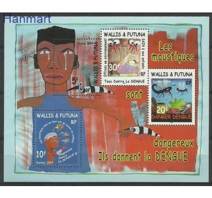 Znaczek Wallis et Futuna 2004 Mi bl 14 Czyste **