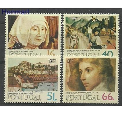 Znaczek Portugalia 1984 Mi 1631-1634 Czyste **