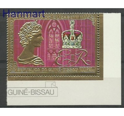 Znaczek Gwinea Bissau 1978 Mi 491 Czyste **