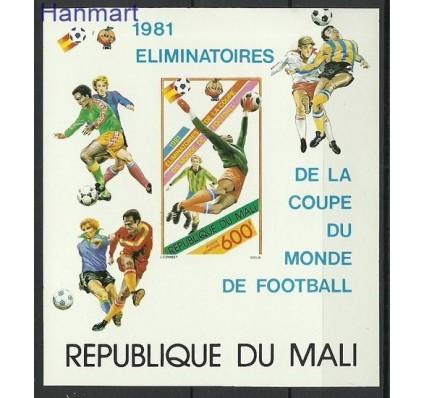 Znaczek Mali 1981 Mi bl15B Czyste **