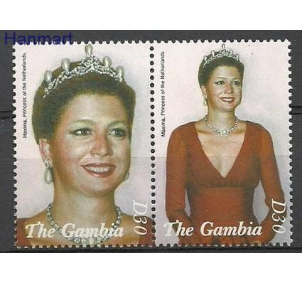 Znaczek Gambia 2006 Mi 5656-5657 Czyste **