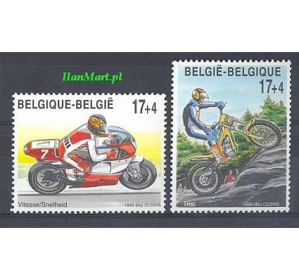 Znaczek Belgia 1999 Mi 2871-2872 Czyste **