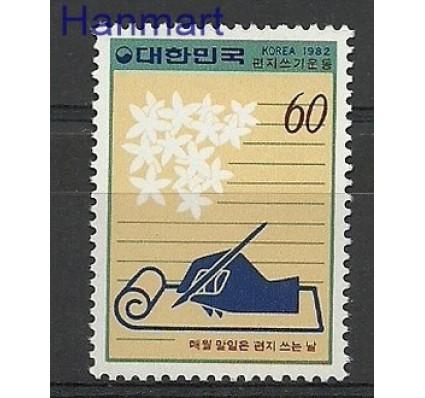 Znaczek Korea Południowa 1982 Mi 1309 Czyste **