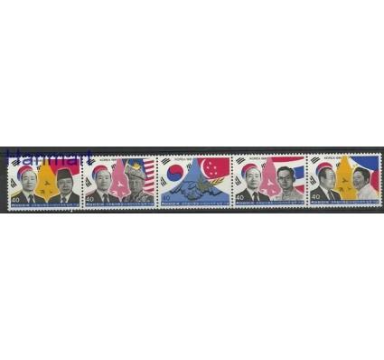 Znaczek Korea Południowa 1981 Mi 1239-1243 Czyste **