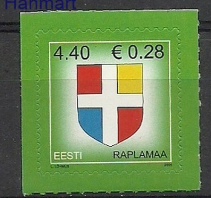 Znaczek Estonia 2006 Mi 565 Czyste **