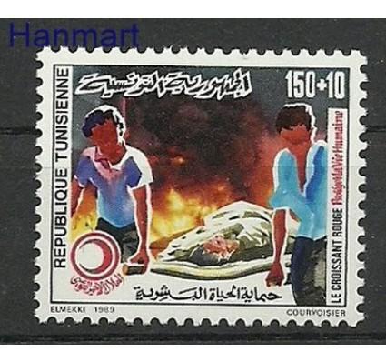 Znaczek Tunezja 1989 Mi 1189 Czyste **