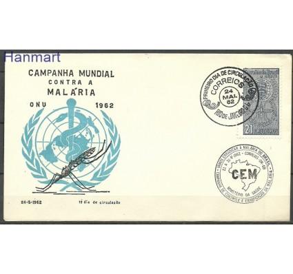 Znaczek Brazylia 1962 Mi 1016 FDC