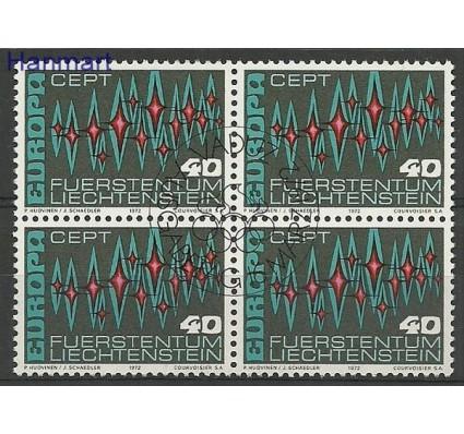 Znaczek Liechtenstein 1972 Mi 564 Stemplowane