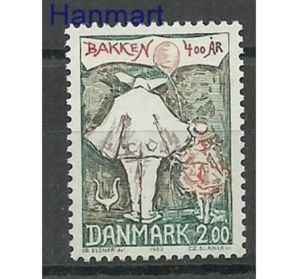 Znaczek Dania 1983 Mi 769 Czyste **