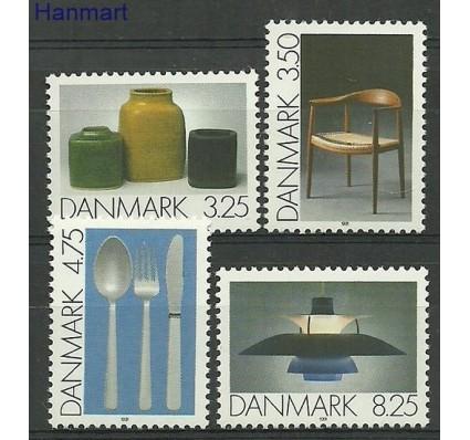 Znaczek Dania 1991 Mi 1006-1009 Czyste **