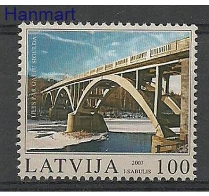Znaczek Łotwa 2003 Mi 593 Czyste **