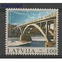 Łotwa 2003 Mi 593 Czyste **