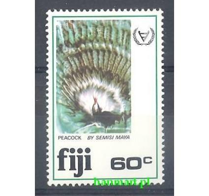 Znaczek Fidżi 1980 Mi 435 Czyste **