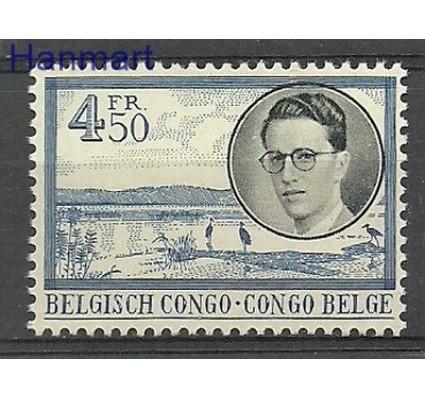 Znaczek Kongo Belgijskie 1955 Mi 324 Czyste **
