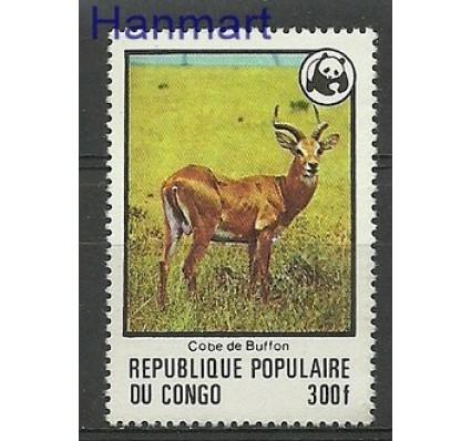 Znaczek Kongo 1978 Mi 635 Czyste **