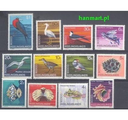 Znaczek Wyspy Kokosowe / Keelinga 1969 Mi 8-19 Czyste **