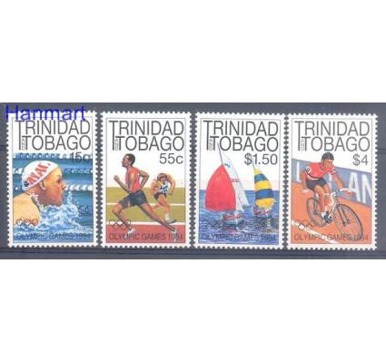 Znaczek Trynidad i Tobago 1984 Mi 499-502 Czyste **
