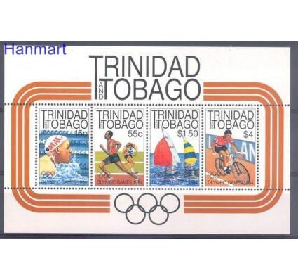 Znaczek Trynidad i Tobago 1984 Mi bl 37 Czyste **