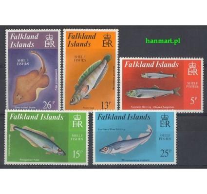 Znaczek Falklandy 1981 Mi 336-340 Czyste **