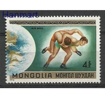 Znaczek Mongolia 1976 Mi 997 Czyste **