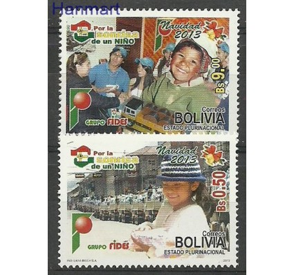 Znaczek Boliwia 2013 Czyste **