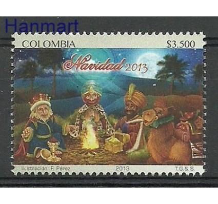 Znaczek Kolumbia 2013 Mi 2819 Czyste **