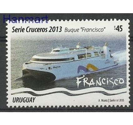 Znaczek Urugwaj 2013 Mi 3342 Czyste **