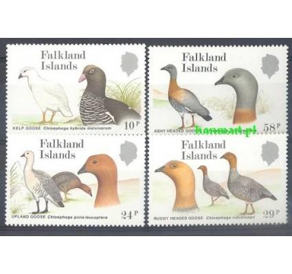 Znaczek Falklandy 1988 Mi 480-483 Czyste **