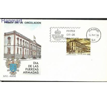 Znaczek Hiszpania 1986 Mi 2729 FDC