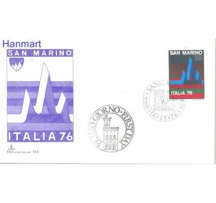 Znaczek San Marino 1976 Mi 1122 FDC