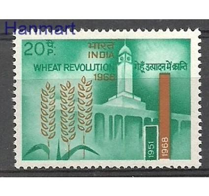 Znaczek Indie 1968 Mi 450 Czyste **