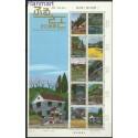 Japonia 2009 Mi ark 4808-4817 Czyste **