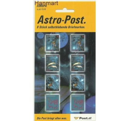 Austria 2006 Mi fol 2568-2571 Czyste **