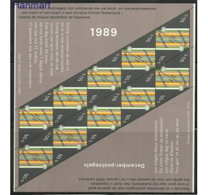 Znaczek Holandia 1989 Mi ark 1374 Czyste **