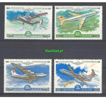 ZSRR 1979 Mi 4843-4846 Czyste **