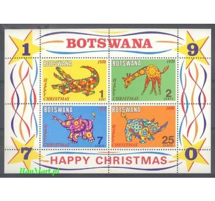 Znaczek Botswana 1970 Mi bl 4 Czyste **